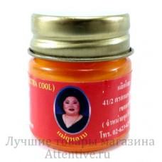 Апельсиновый экстра охлаждающий бальзам Kulab Orange cool balm, 25 гр.