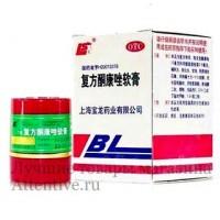 Мощный крем от грибка, дерматита, BL Antifungal Corticosteroid Cream, 7 гр.