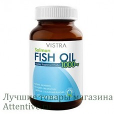 Натуральный Omega 3 Fish Oil  для комплексного оздоровления, 1000 мг. 60 штук