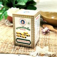 Травяные таблетки от простуды,  вирусов, и для работы ЖКТ, Bai Hor Brand 70 шт