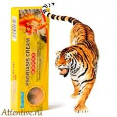 Лечение псориаза, экземы, аллергии, грибка, крем травяной, psoriasis Sumifun, 20 гр.