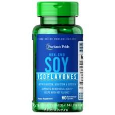 Препарат для лечения климакса, фитоэстрогены Соя, Soy 750 мг., 120 шт.