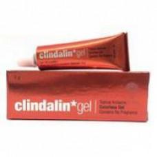 Точечный лечебный гель против акне CLINDA, Clindalin Gel, 5g.