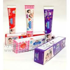 Детская зубная паста гель, Kodomo, 40 гр.