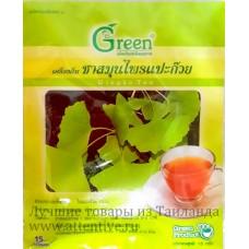 Гинкго Билоба чай 100% натуральный, Green product, 40 гр.