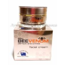 Пчелиный яд, эффективный крем против морщин Mistine
