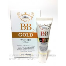 BB чудесный крем Gold, Mistine, 15 гр.