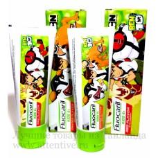 Детская зубная паста 6+, Ben 10, 65 гр.