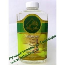 100% натуральное кокосовое масло холодного отжима, 500 мл.