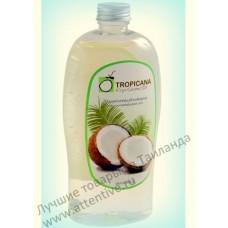 100% натуральное кокосовое масло Tropicana, 1000 мл.