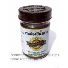 Лечебные бальзамы Таиланда, (коричневый). 50 мл.