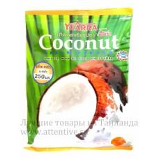 Сухое кокосовое молоко пудра Yearra, 100% натуральное, 60 гр.
