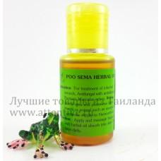 Пусейма тайское целительное травяное  масло, 20 мл.