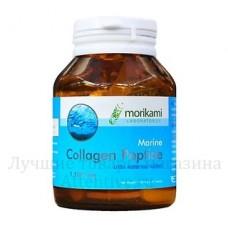 Коллаген морской пептиды 1100 мг. Morikami, 30 капсул.