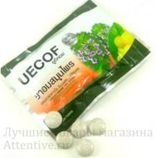 Леденцы (конфеты) от кашля 100% натуральные UECOF, 20 шт.