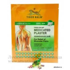 Tiger Balm Plaster Cool охлаждающий лечебный пластырь, 2 шт.