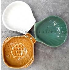 Лепесток для скрабов и масел, керамический.