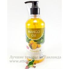 Массажное масло с фруктовым экстрактом, 450 мл.