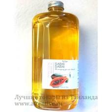 Массажное натуральное Масло,  Арома терапия с тропическими фруктами, 1 л.