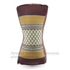 Подушка косточка, тайский стиль.