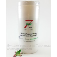 Кокосовый рай для тела Body Cream Scrab Thai Dessert Mango, Rice & Coconut  Mango, 1 л.