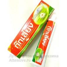 Тайская органическая зубная паста Kokliang, 160 гр.