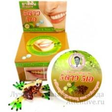 Тайская зубная паста, Нони, 5 Stars 25 гр.