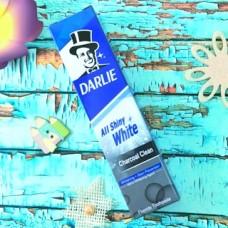 """Тайская зубная паста Дарли """"Белизна и  уголь"""" 40 гр."""