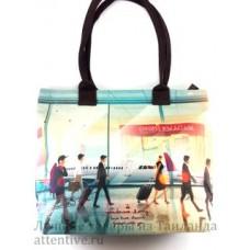 Стильная женская сумка бренда Madame Heng