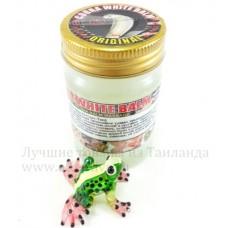 Тайская лечебная белая мазь кобра, 50 гр.