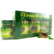 Тайские зеленые лечебные бальзамы, набор, Thai Herbal Balms Pho.