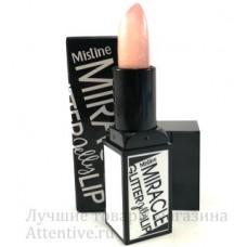 Устойчивая помада желе Miracle glitter jelly lip, Mistine, 31 г.