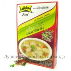 Том Кха (Том Ка) паста с кокосом, приправа для тайского супа, 100 гр.
