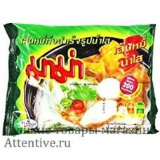 Тайская лапша рисовая, Mama, 55 гр.