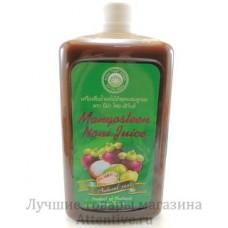 Мангустина и  нони сок NINA THAI HERBS, 500 мл.