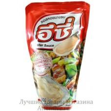 Тайский натуральный устричный соус, 900 мл.