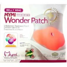 Пластырь для похудения Mymi Wonder Patch, Корея, 5 шт.