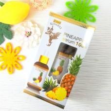 Ананасовая с АНА кислотами сыворотка для лица Kinaree Pineapple Serum 30 мл.