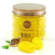 100% натуральные шелковые коконы, Silk CoCoon Facial Scrub 40 гр.