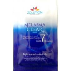Эффективный осветляющий крем Melasma Clear от Zolution, 10 гр