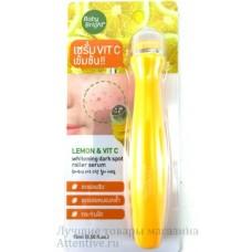 Роллер осветляющий для проблемной кожи Baby Bright Lemon & Vit C, 15 мл.
