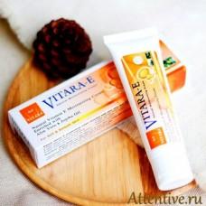 Концентрат витамина Е, Жожоба, лечение кожи, шрамов Vitara E, 50 гр.