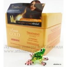 Профессиональная маска для волос с 24 каратным золотом Gold Bio Woman, 250 мл.