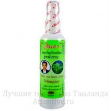 Травяной лосьон от выпадения волос Jinda, 120 мл.