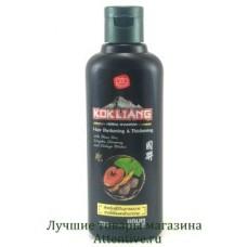 Травяной шампунь Kokliang усиление роста, против седины, 200 мл.