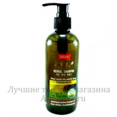 Профессиональный растительный шампунь для сухих волос Nature Lolane, 280 мл