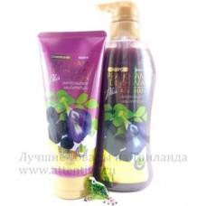 Шампунь и бальзам для  лечения волос, Anchan plus, Mistine.