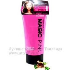 Крем для шикарной укладки и ухода Magic Pink Bio Woman, 150 мл.