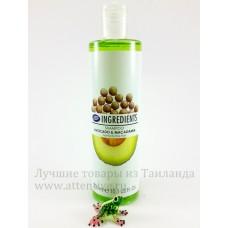 Шампунь с авокадо и Макадамией Boots, Ingredients, 300 мл.