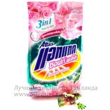Бесфосфатный тайский концентрированный стиральный порошок, 225 гр.
